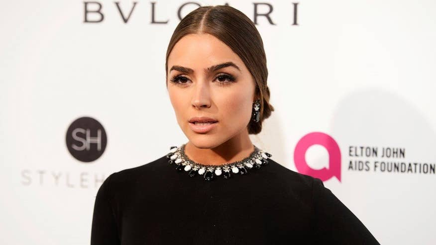 Fox411 Breaktime: Olivia Culpo said she was a chubby cello player, then something happened