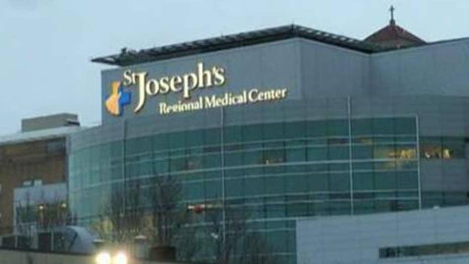 Transgender man suing NJ Catholic hospital