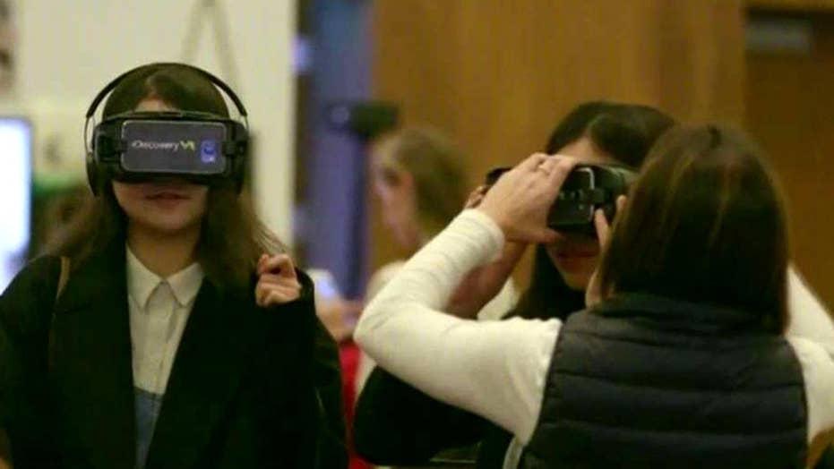 Glimpse into the future at CES 2017