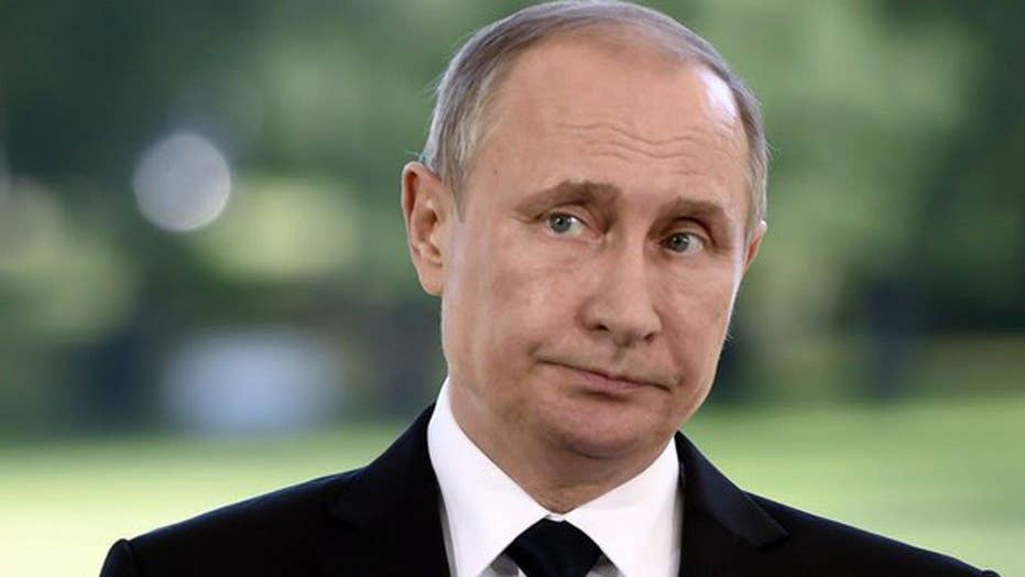 Report: Putin ordered campaign to influence US election