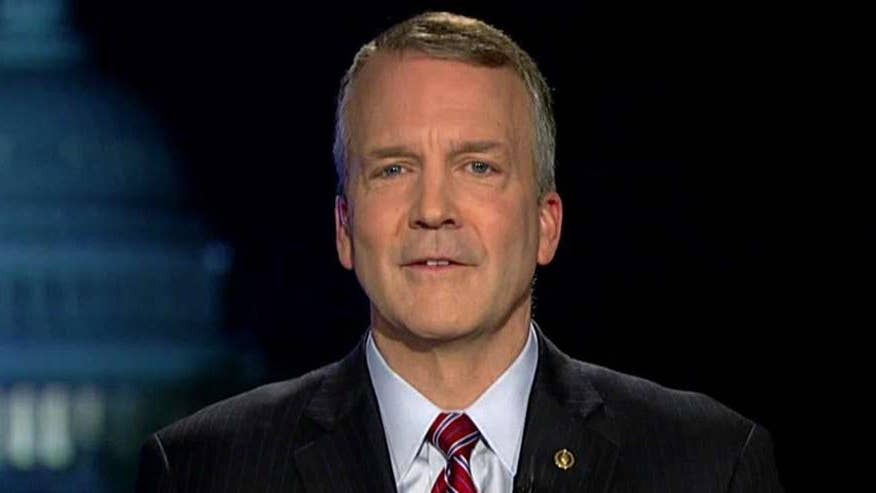 Sen. Dan Sullivan weighs in on concerns over election hacking