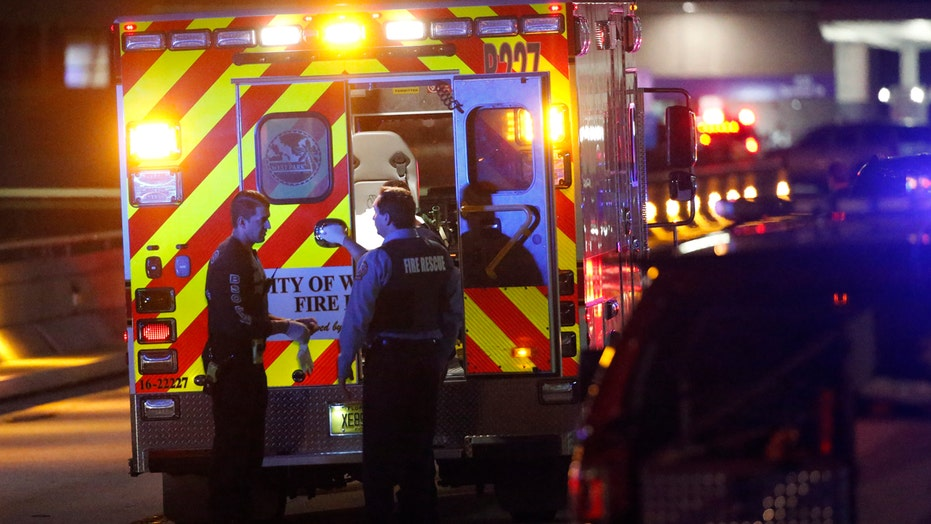 Six gunshot wound victims recovering after airport shooting