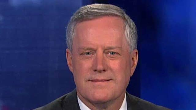 Rep. Meadows talks GOP efforts to replace ObamaCare