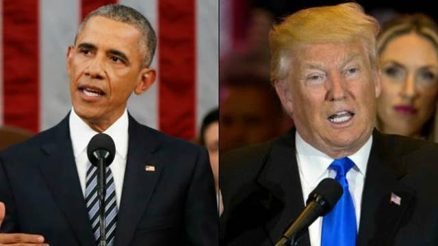 Will Obama take swipes at Trump during farewell speech?