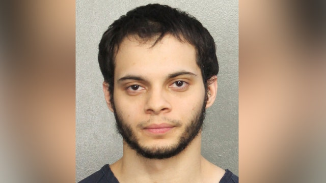Fort Lauderdale airport shooter to appear before judge
