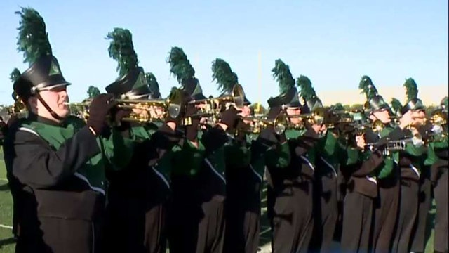 Marching band: We would be proud to play Trump inauguration