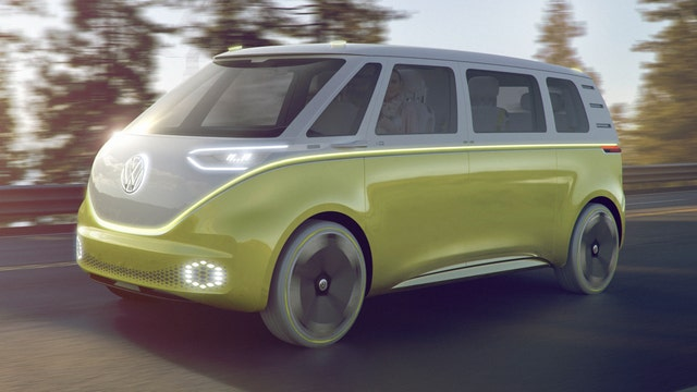 Return of the VW Microbus