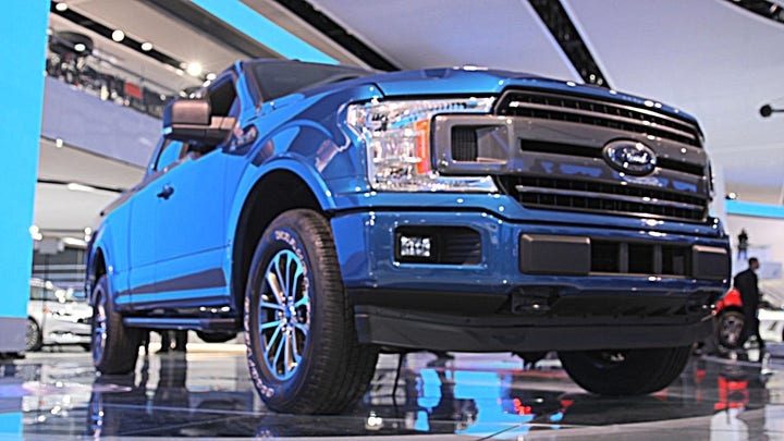 Big changes, and a Bronco, coming to Ford Trucks