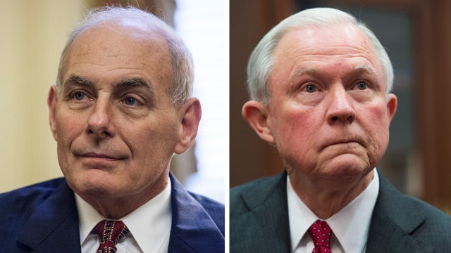 Confirmation hearings begin for two of Trump's Cabinet picks