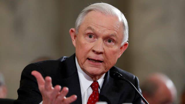 Sessions hearing offers preview of Trump presidency?