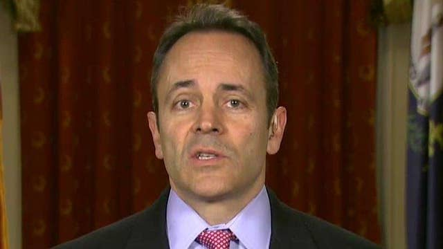 Gov. Bevin on GOP efforts to repeal, replace ObamaCare