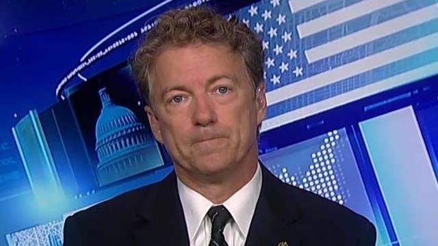 Sen. Rand Paul unveils ObamaCare replacement plan
