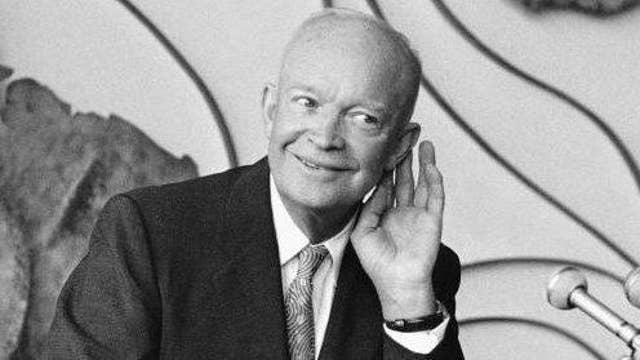 Inside D-Day Commander Eisenhower's rise to power