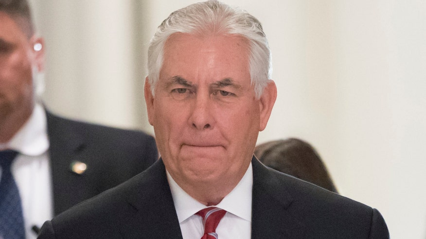 Secretary of state nominee's company did business with countries under U.S. sanctions as state sponsors of terrorism