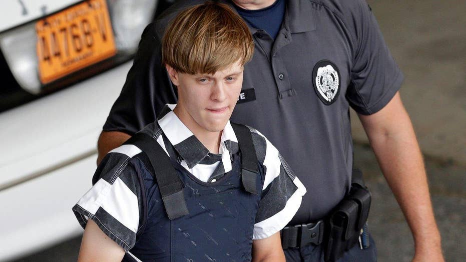 Jury sentences Dylann Roof to death