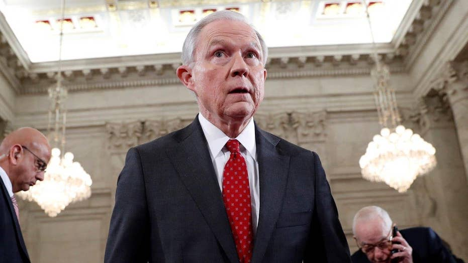 Sen. Sessions promises to enforce the law if confirmed