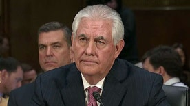 Secretary of state nominee gives opening statement at Senate confirmation hearing