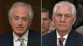 Corker to Tillerson: I think you will rise to the occasion