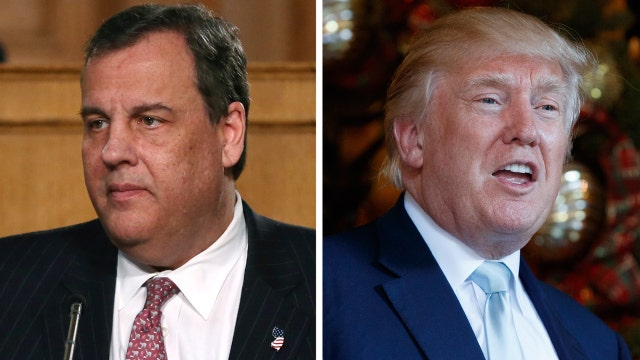 Christie: 'No chance' Trump involved in reported Russia ties