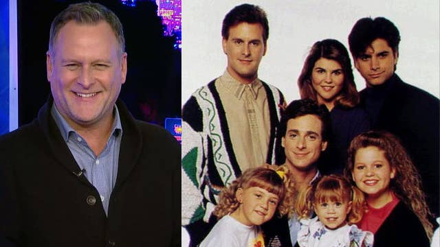 Dave Coulier on castmates: 'We're a dysfunctional TV family'