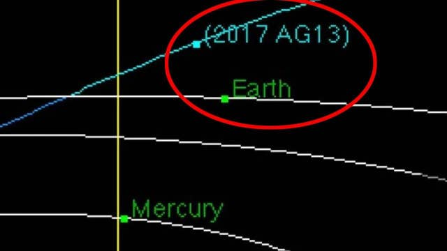 How close? Newfound asteroid buzzes Earth