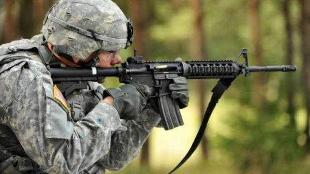 US Army sets sights on biodegradable ammo