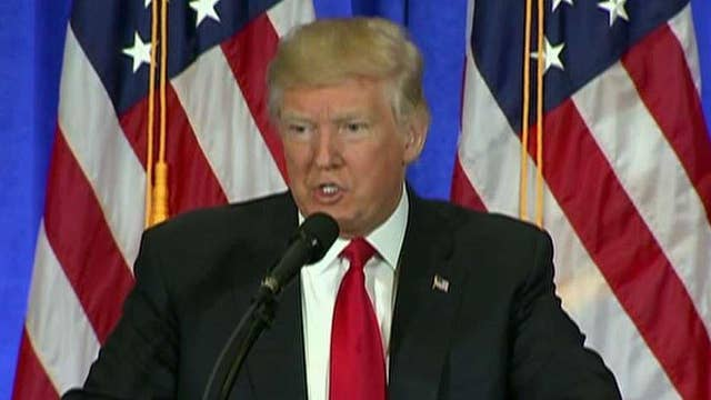 Trump slams intel agencies, media outlets over Russia report