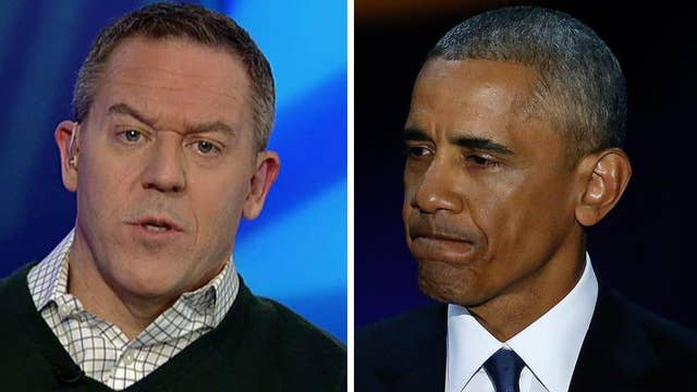 Gutfeld: Why Obama's farewell speech didn't move me