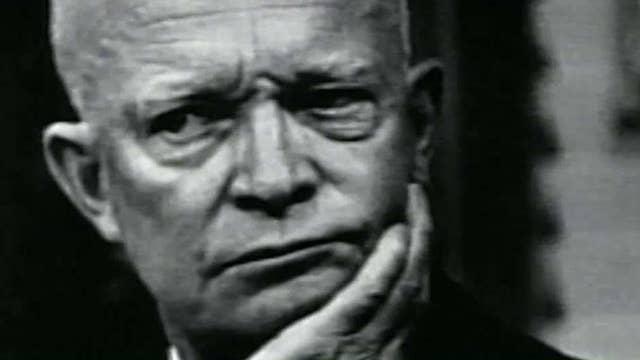 The Eisenhower era: Khrushchev's visit to America