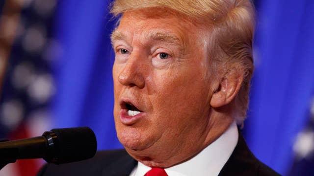 Trump admin fires back at allegations, 'fake news'