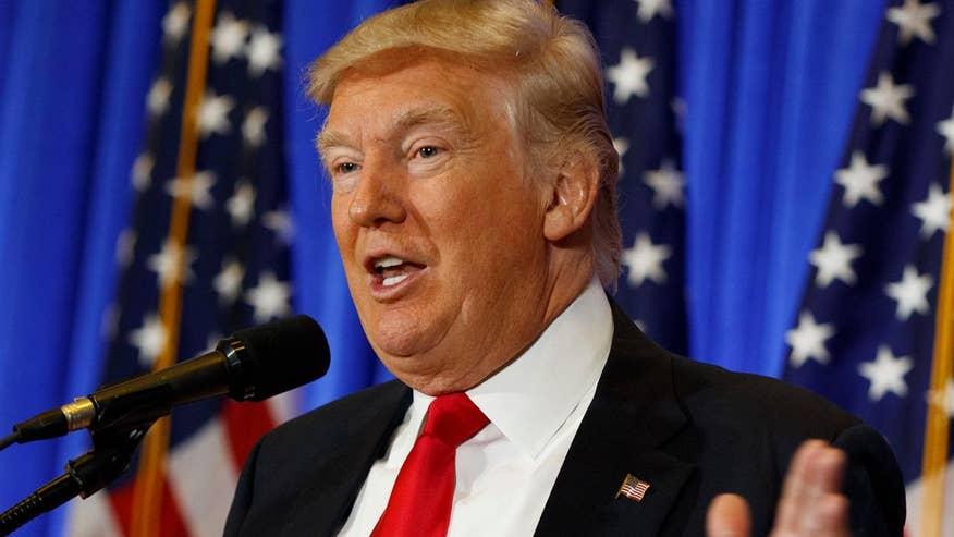 President-elect dismisses report