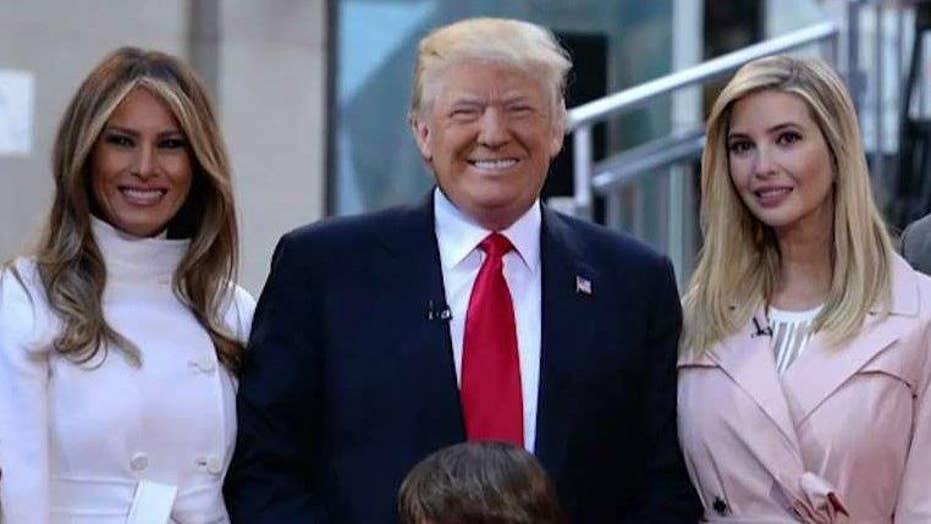 Report: Trump admin to include 'Office of the First Family'