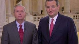 Republican senators provide insight on 'Fox & Friends'