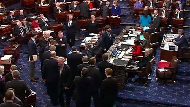 Senate one step closer to repealing ObamaCare