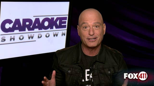 Howie Mandel can't contain excitement for 'Caraoke Showdown'