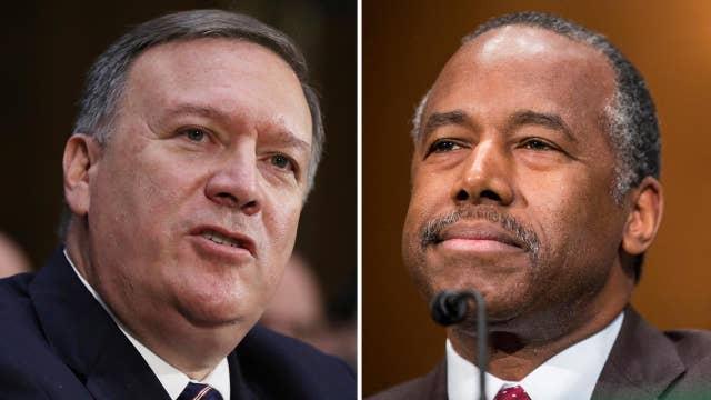 Trump's Cabinet nominees testify before Senate committees