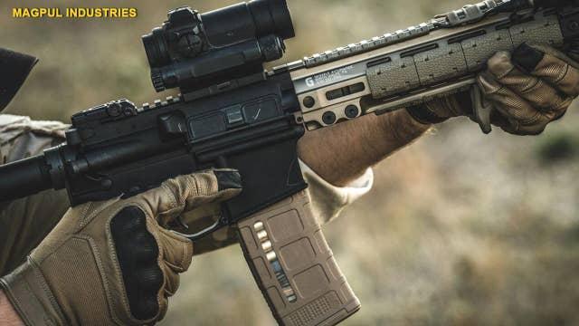 Groundbreaking, unstoppable rifle magazine for Marines