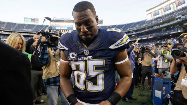 Chargers bolt San Diego, move to Los Angeles