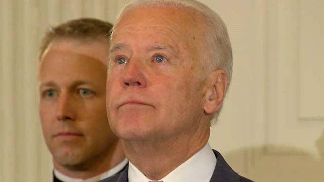Vice President Biden awarded Presidential Medal of Freedom