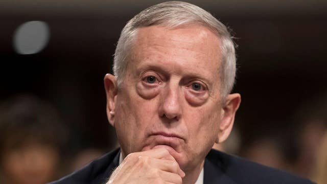 Mattis sees Russia as the number one threat to world order