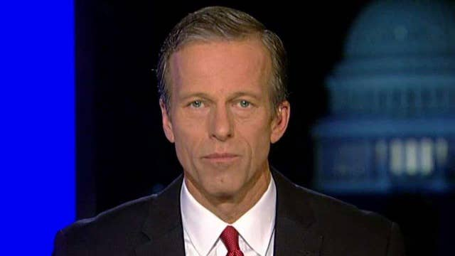 Sen. Thune: I hope Dems will work with GOP on health care