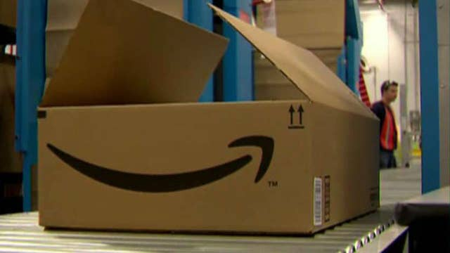 Amazon looking to expand