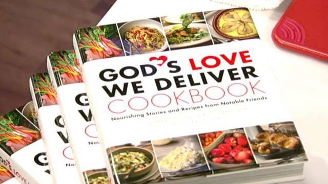 Cooking with 'Friends': 'God's Love We Deliver' cookbook