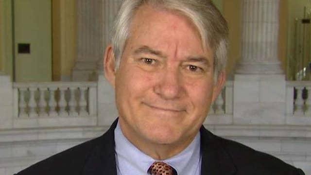 Rep. Ross slams Democrats' efforts to 'delegitimize' Trump