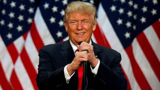 President-elect Trump to appear at inauguration eve concert
