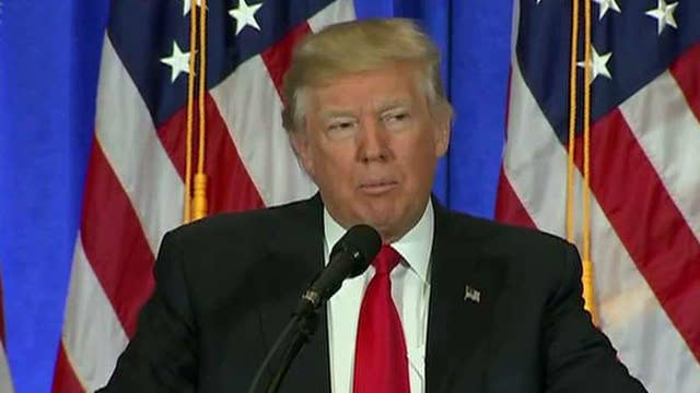 Rowdy presser a preview of Trump's relationship with media?