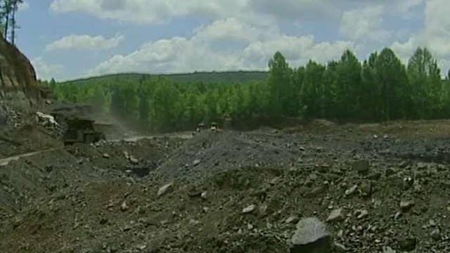 Trump's coal push faces resistance on West Coast