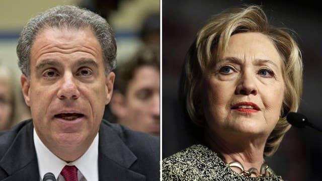 Judicial Watch blasts DOJ IG's 'favor' to the Clinton camp
