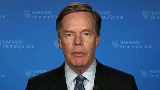 Former US ambassador on the importance of NATO