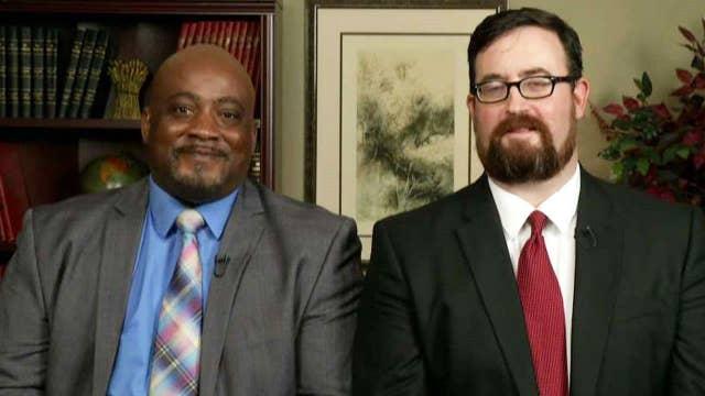 Ex-cons argue felons should have vote privileges restored